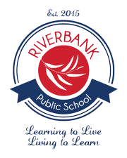 Riverbank Public School logo